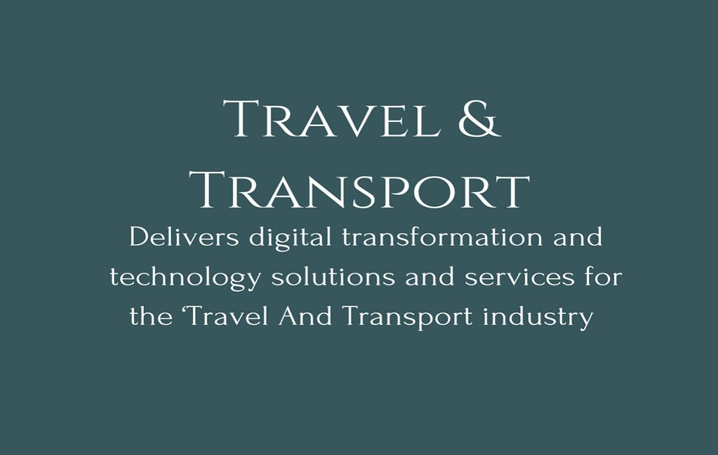 Travel And Transport Industry